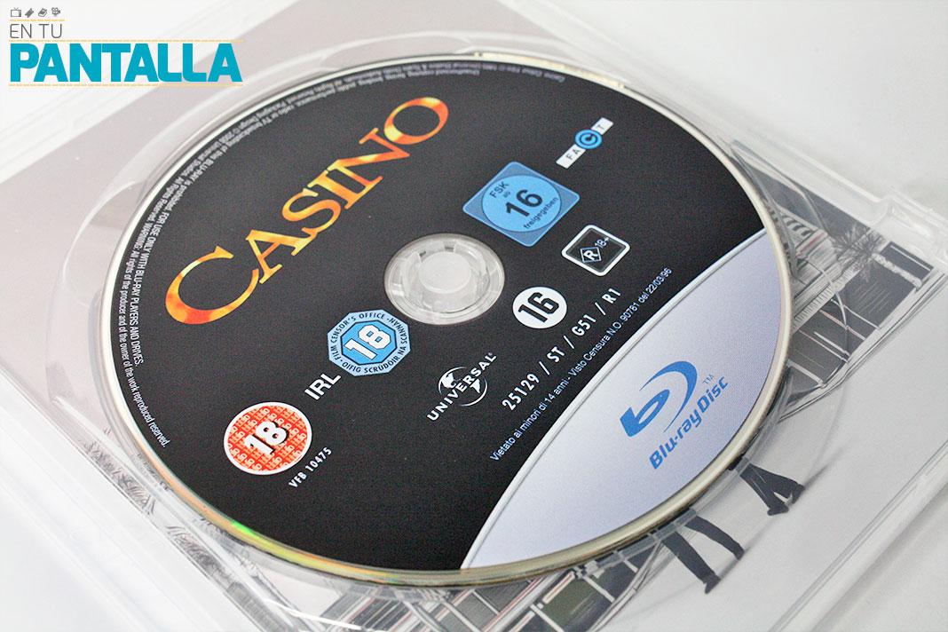 'Casino': Una edición ilustrada por Sara Herranz • En tu pantalla