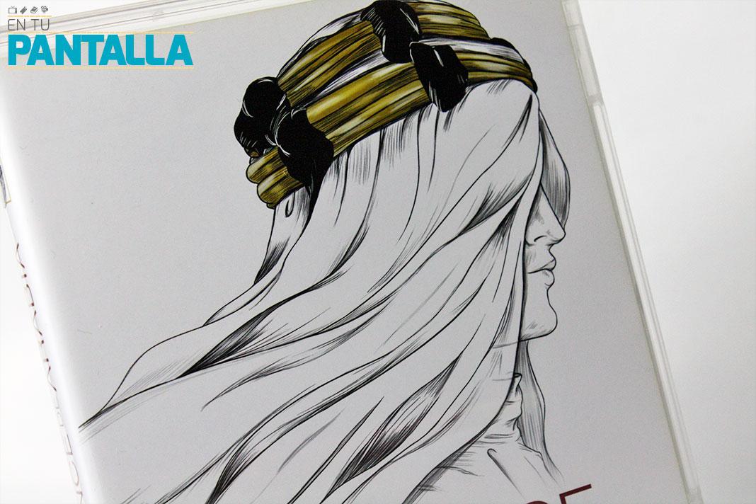 'Lawrence de Arabia': Una edición ilustrada por Sara Herranz • En tu pantalla