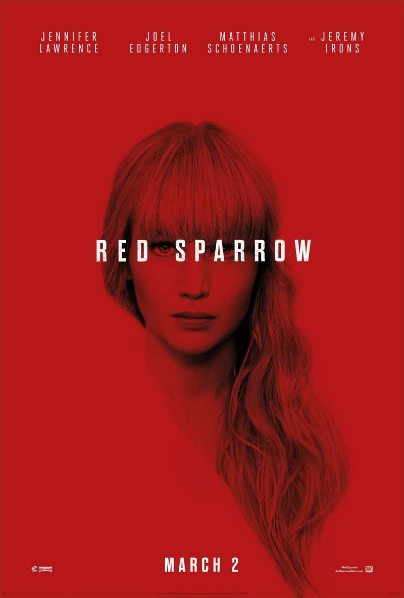 'Gorrión rojo': El Spot de la Super Bowl. Jennifer Lawrence is back! • En tu pantalla