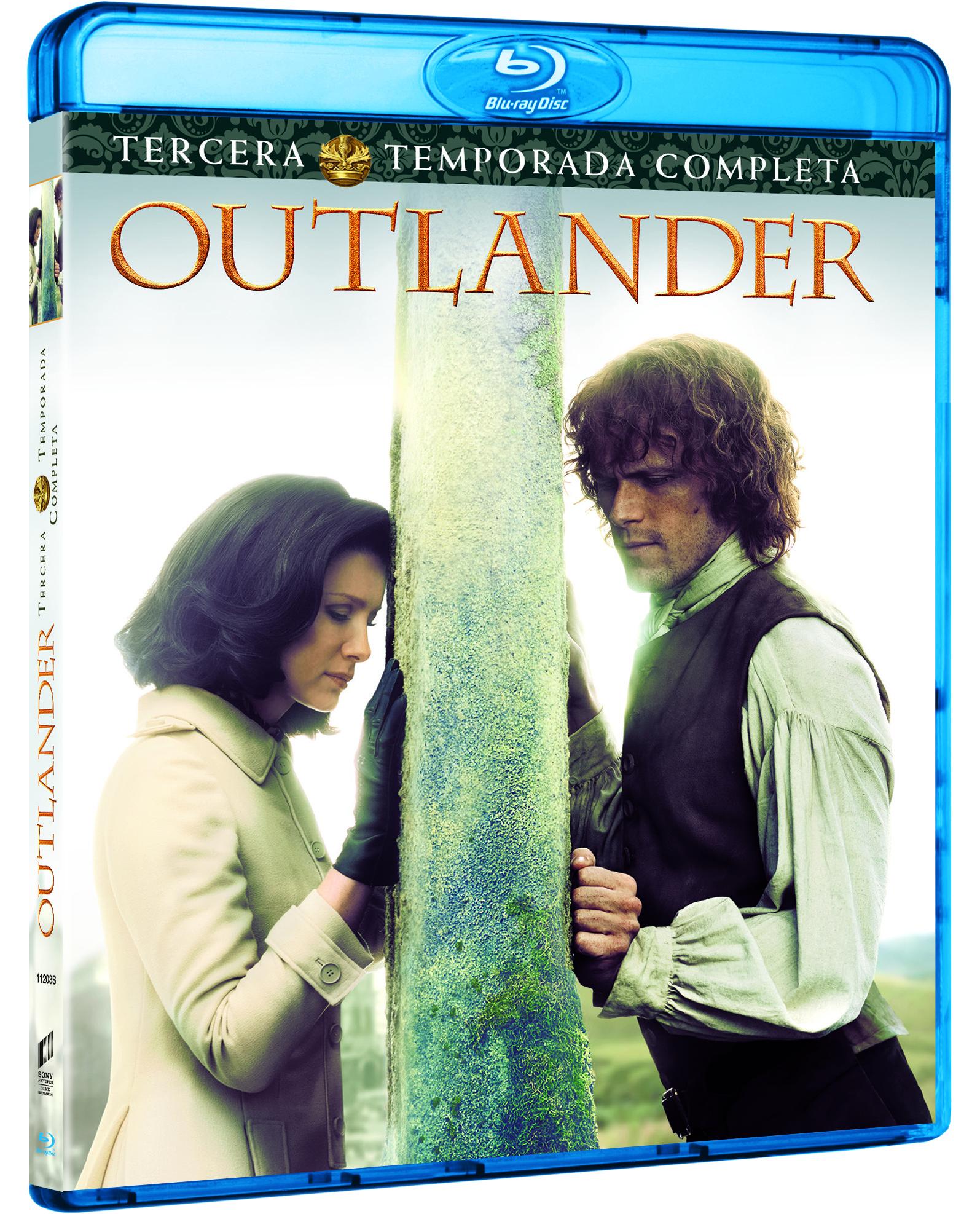La 3ª temporada de 'Outlander' llegará en Blu-ray y Dvd el 13 de abril • En tu pantalla