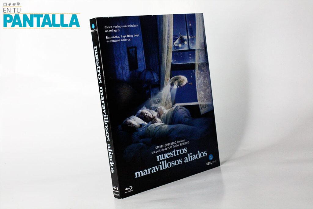 'Nuestros maravillosos aliados', un vistazo a la edición Blu-ray • En tu pantalla