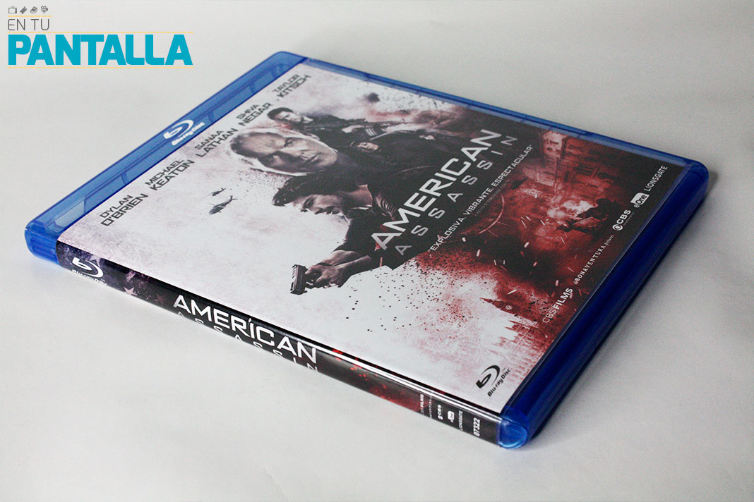 'American Assassin', un vistazo al Blu-ray de eOne • En tu pantalla