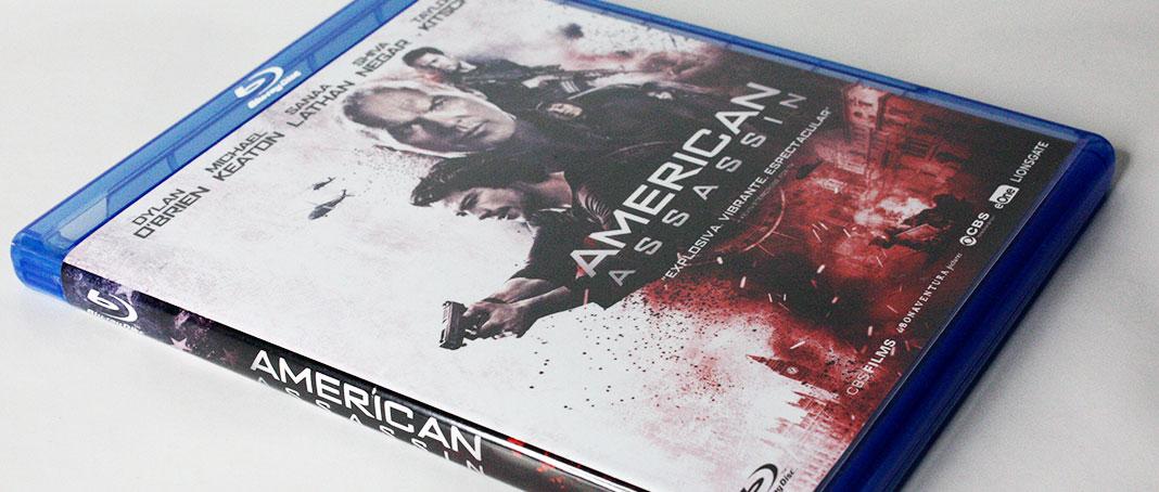 'American Assassin', un vistazo al Blu-ray de eOne
