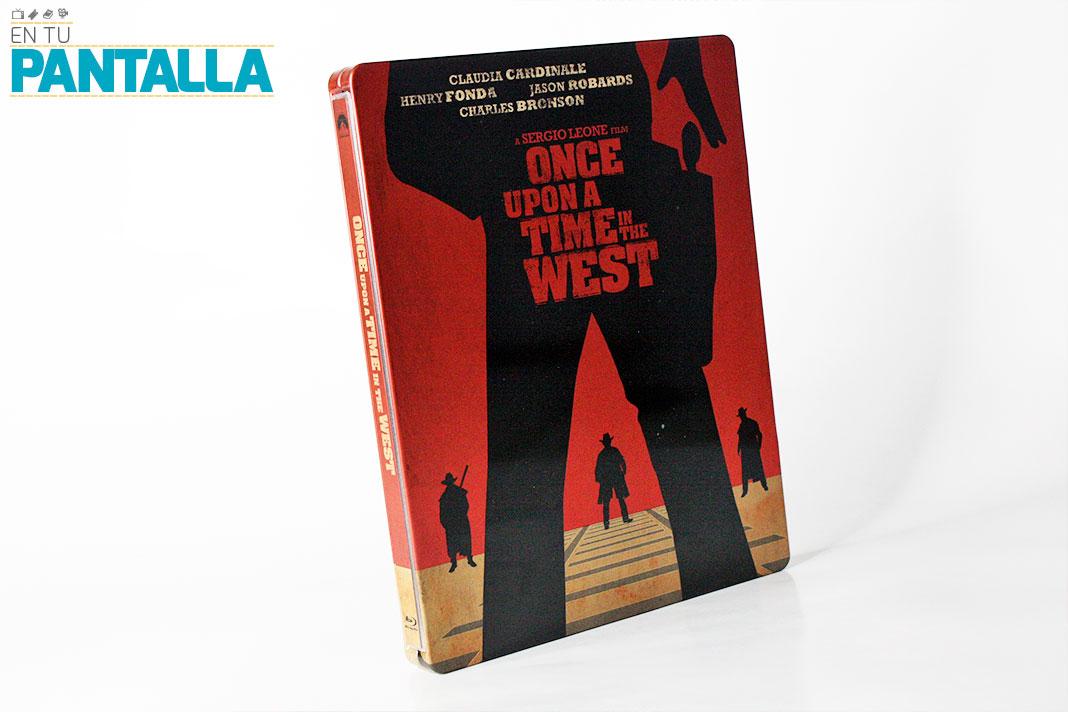 'Hasta que llegó su hora':Un nuevo Steelbook de Paramount • En tu pantalla