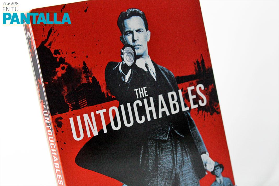 'Los Intocables de Eliot Ness': Llega un nuevo Steelbook de esta obra maestra • En tu pantalla