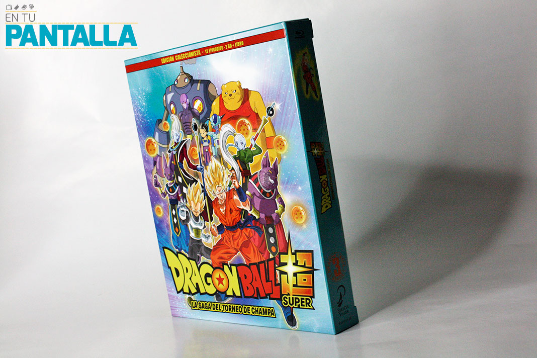'Dragon Ball Super, Box.3', un vistazo al Blu-ray. ¡Continúa la aventura!