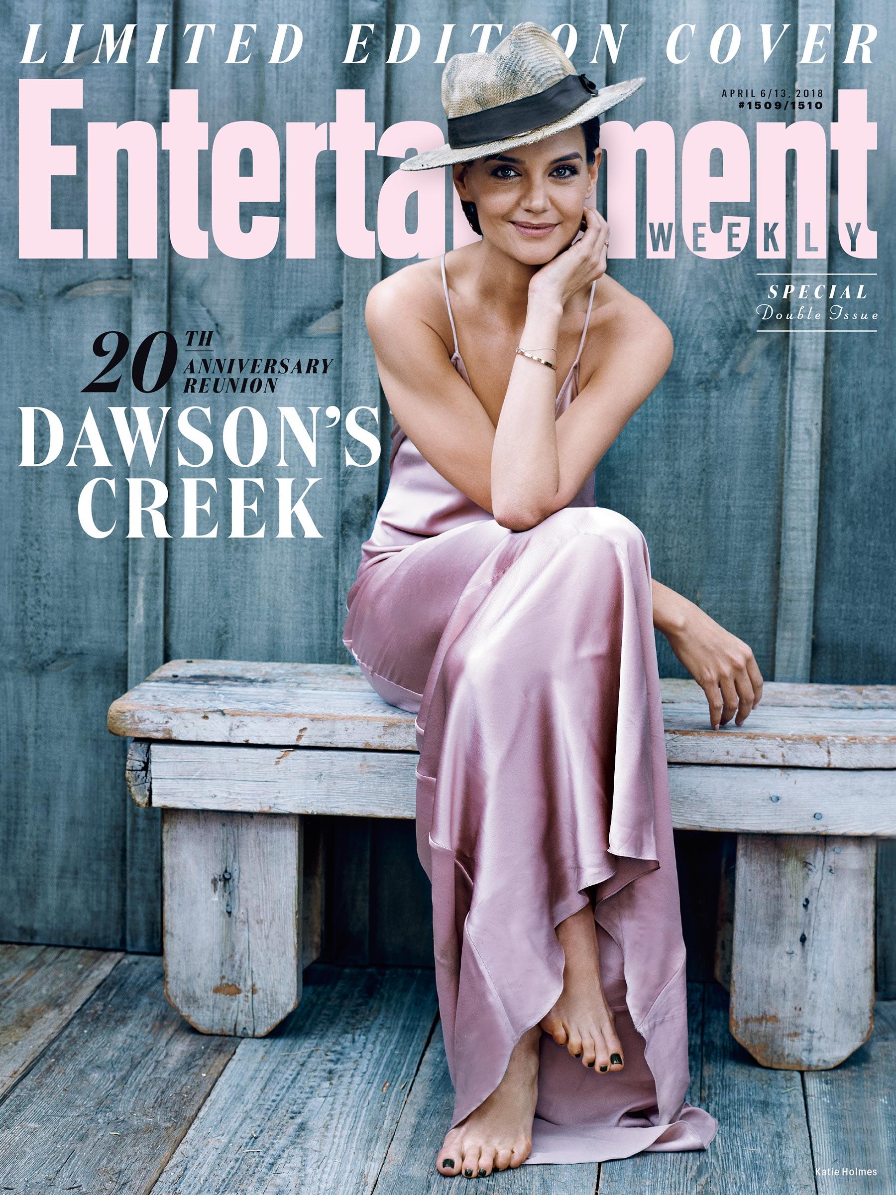'Dawson's Creek': La reunión de la mano de Entertainment Weekly • En tu pantalla
