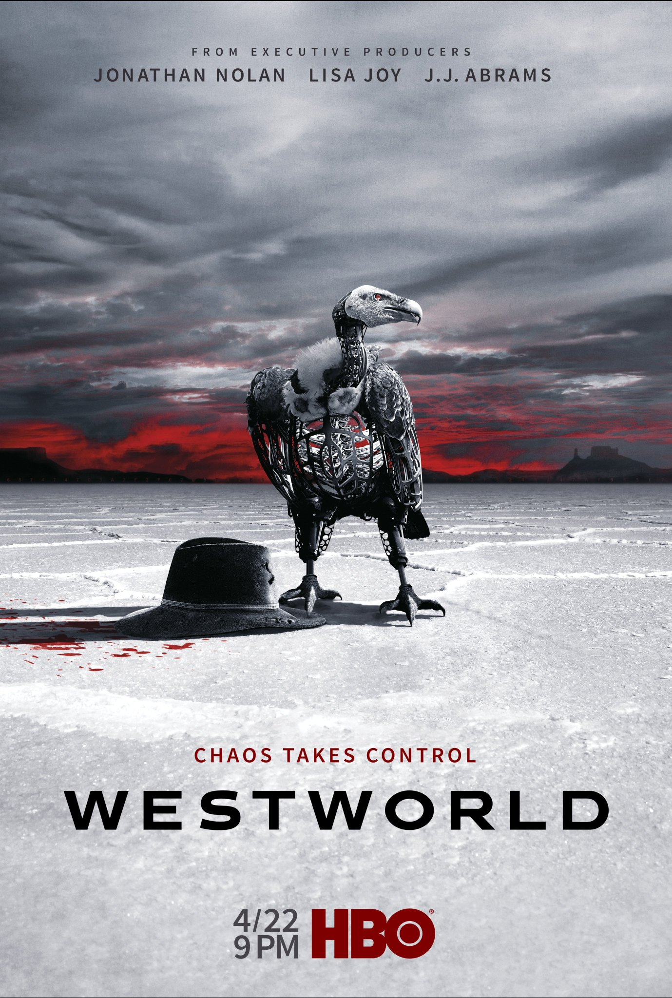 'Westworld': Llega el nuevo tráiler de la 2ª temporada. ¡Ya no queda nada!