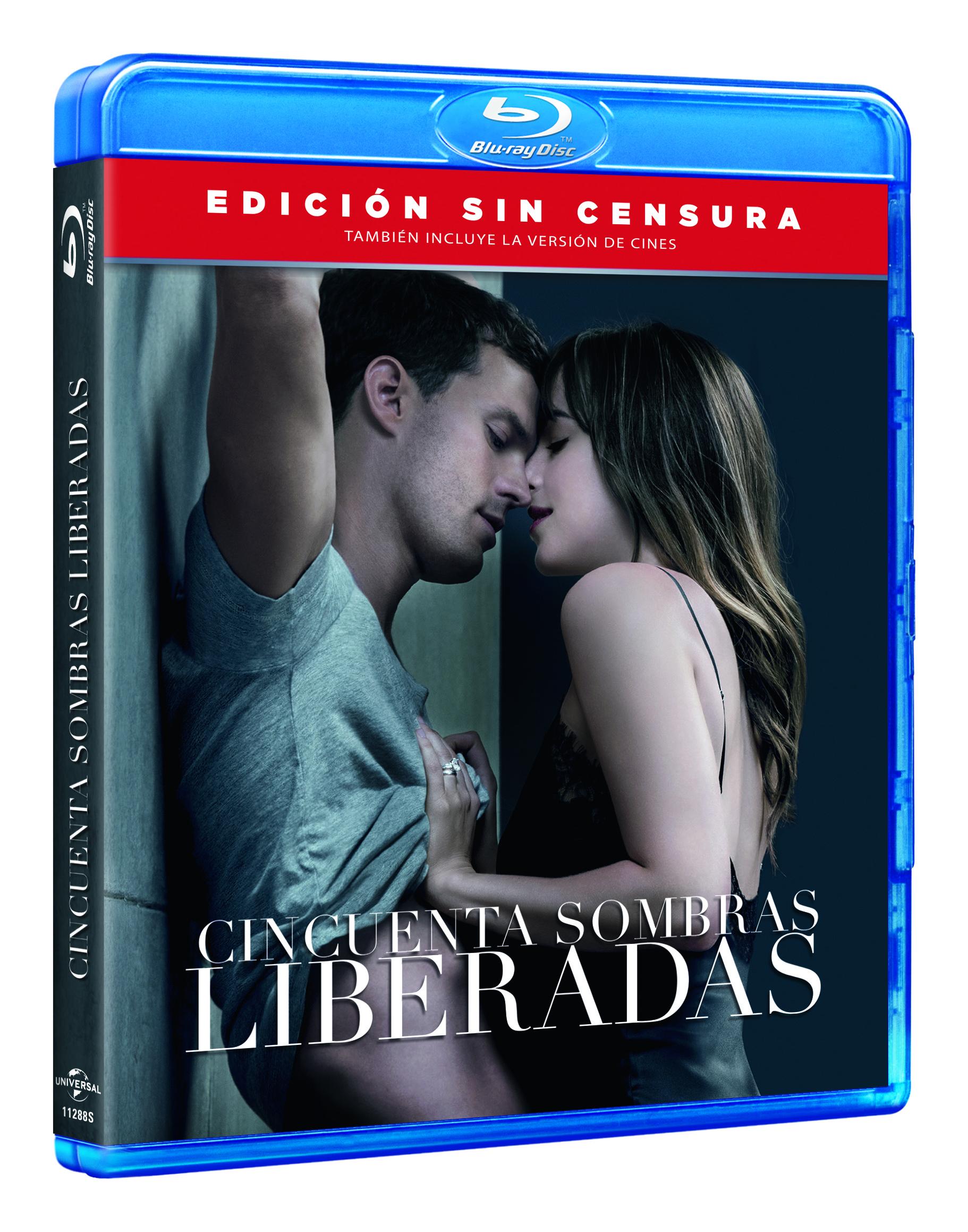 'Cincuenta sombras liberadas' llegará en 4K, Steelbook, Blu-ray y Dvd el 6 de junio • En tu pantalla