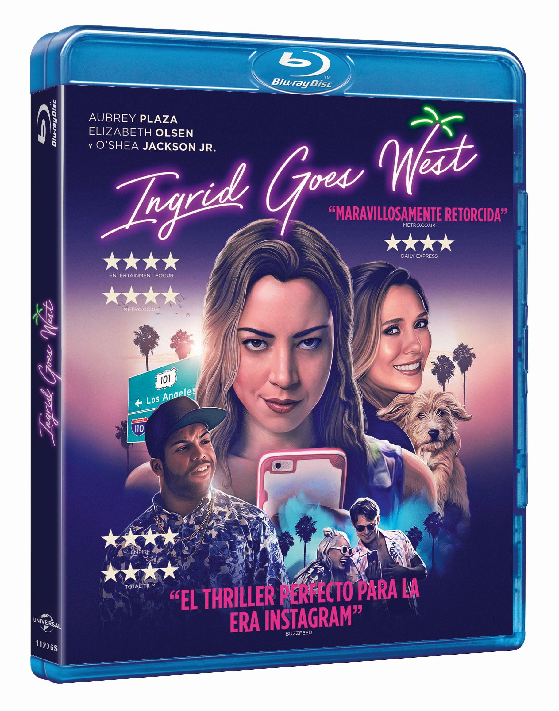'Ingrid Goes West' llega mañana en Blu-ray y Dvd • En tu pantalla