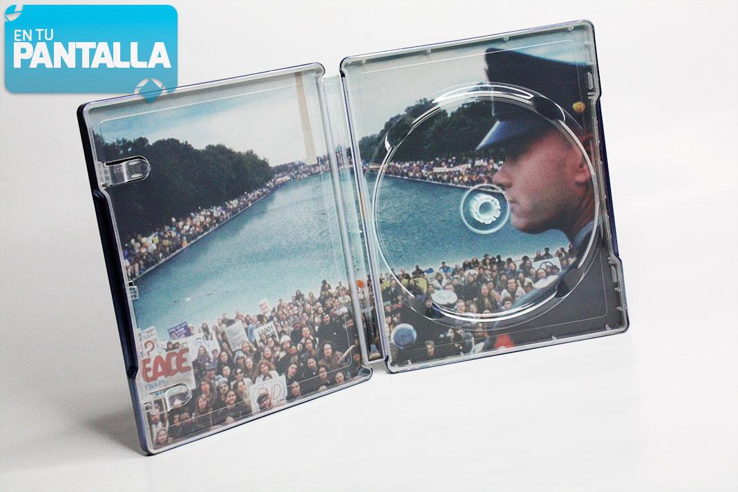 'Forrest Gump' llega con un Steelbook que necesitaréis • En tu pantalla