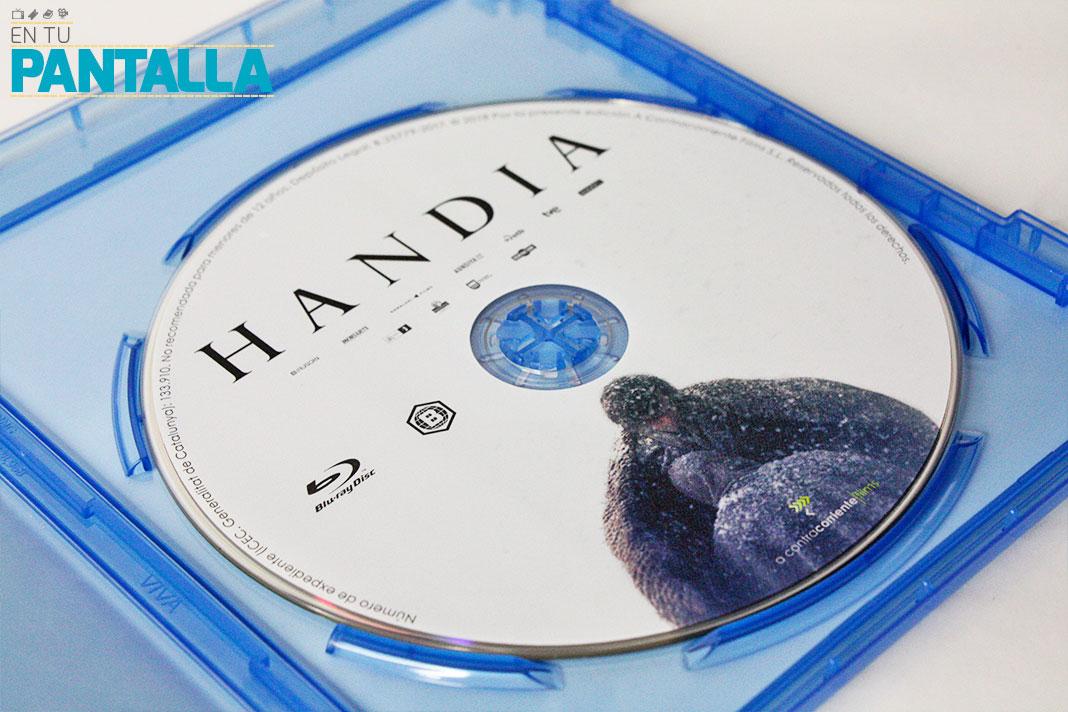 'Handia', el éxito de la temporada llega en Blu-ray • En tu pantalla