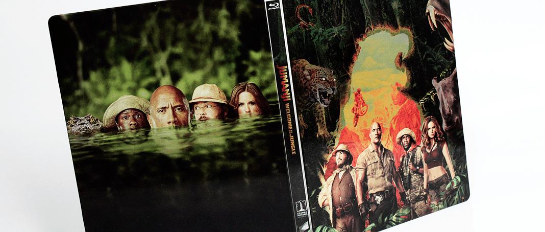 'Jumanji: Bienvenidos a la jungla', analizamos la edición 4K Ultra HD • En tu pantalla