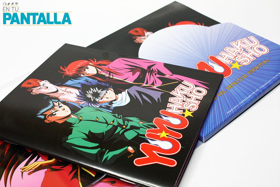 'Yu Yu Hakusho, Temporada 1', un vistazo al Blu-ray de este anime clásico • En tu pantalla