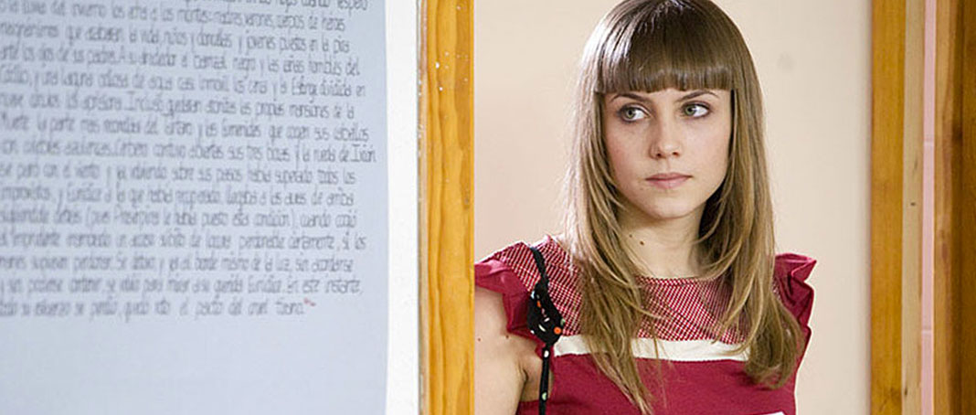 Aura Garrido: De 'Física o química' a 'El Aviso' • En tu pantalla