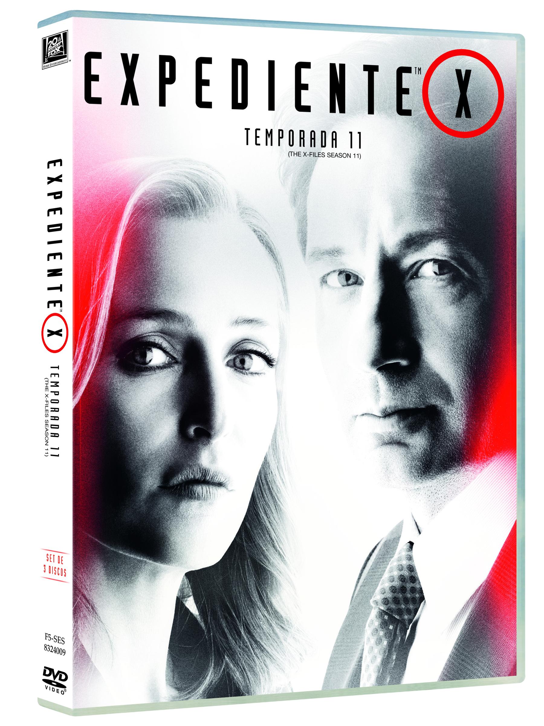 'Expediente X: Temporada 11' llegará en Blu-ray y Dvd el 25 de julio • En tu pantalla