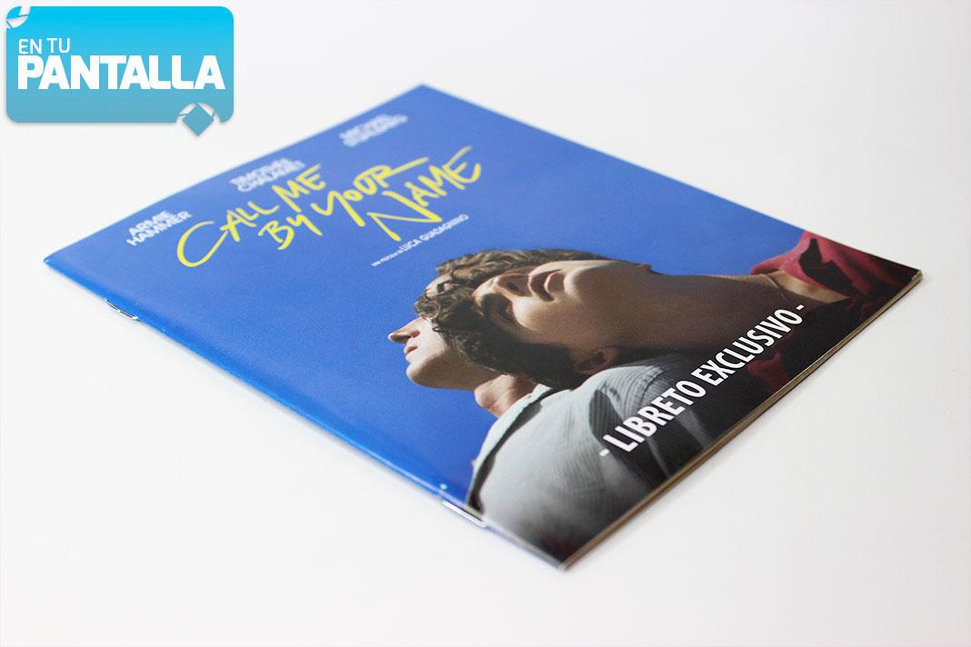 'Call me by your name', una edición exclusiva de la FNAC [Unboxing + Fotos] • En tu pantalla