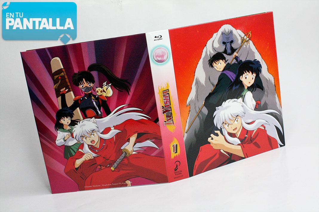 'Inuyasha, Temporada 1', un vistazo al Blu-ray de Selecta Visión