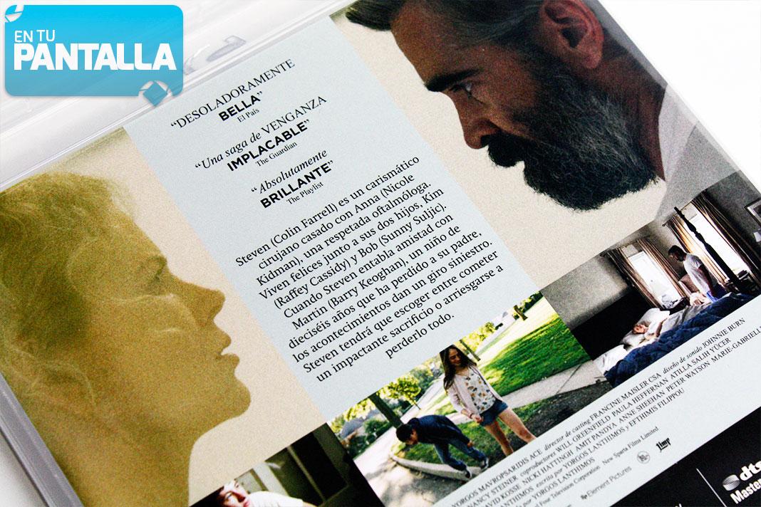 'El sacrificio de un ciervo sagrado', analizamos la edición en Blu-ray • En tu pantalla