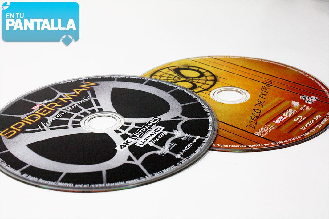 'Spider-Man: Homecoming': Un espectacular Steelbook de Ryan Meinerding • En tu pantalla