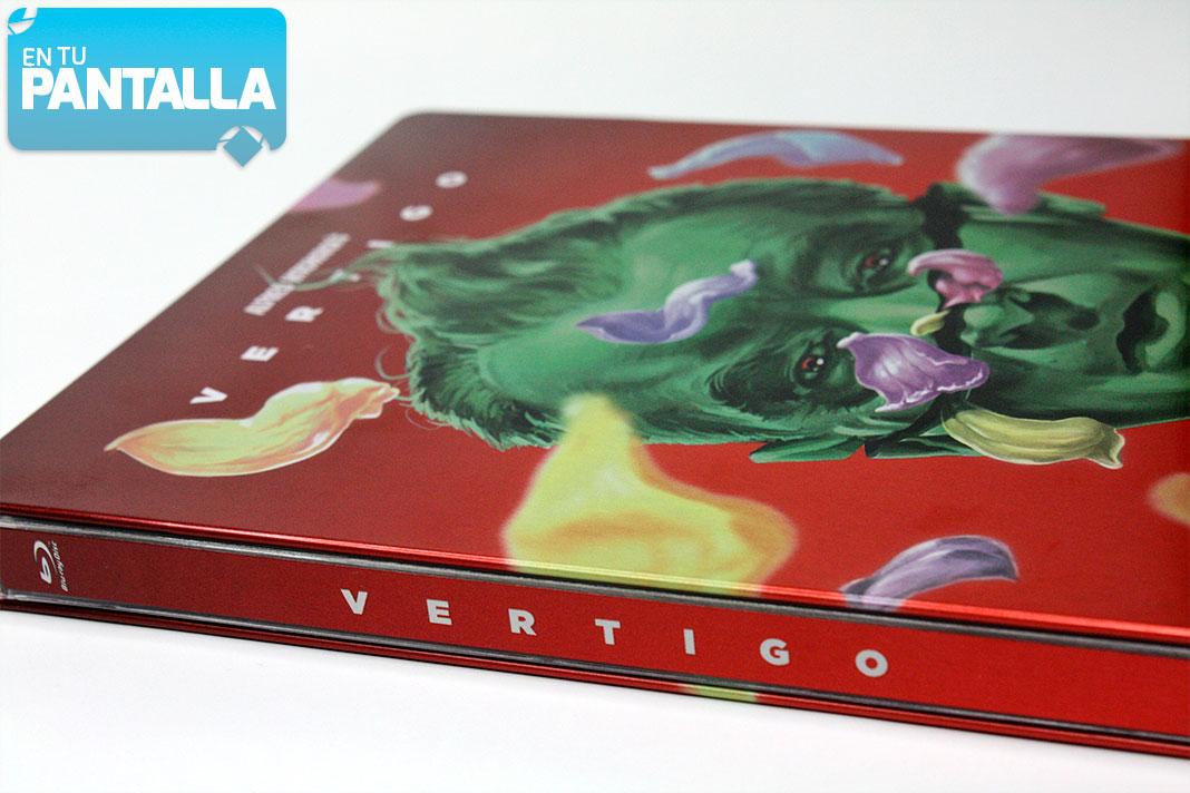 'Vertigo' llega en una edición Steelbook [Especial Alfred Hitchcock]