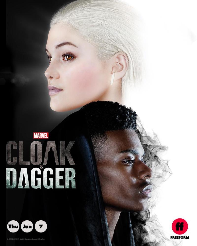 'Cloak & Dagger', la nueva serie de Marvel, presenta un nuevo póster • En tu pantalla
