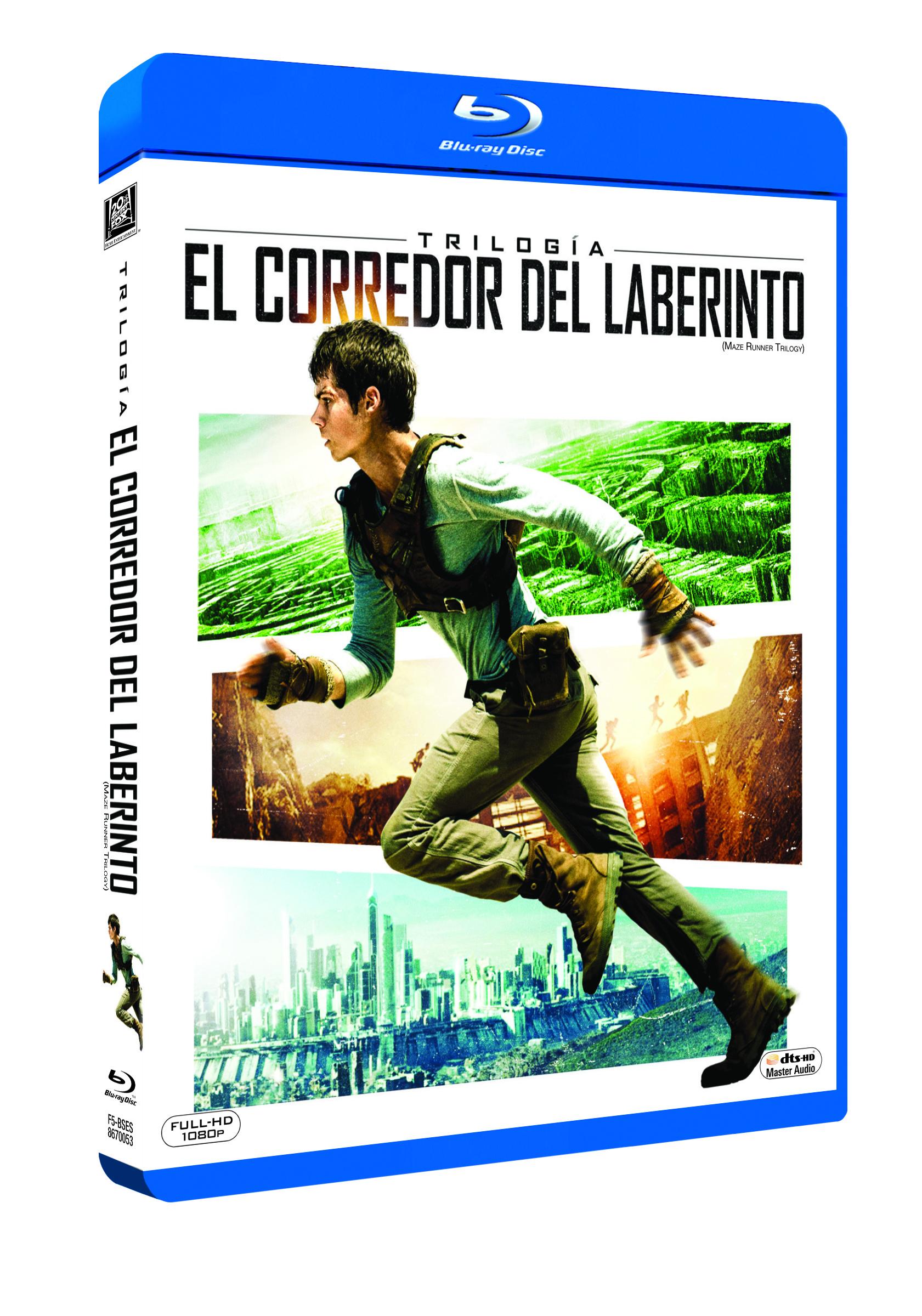 'El Corredor del Laberinto: La Cura Mortal' a la venta en 4K Ultra HD, Blu-ray y Dvd • En tu pantalla