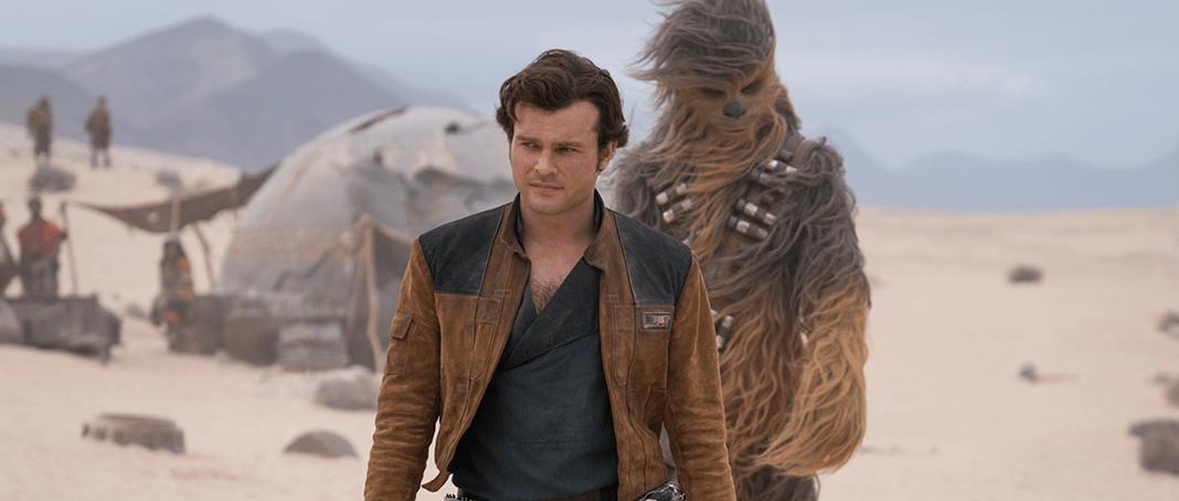 'Han Solo: Una historia de Star Wars': La satisfacción recaerá en tus expectativas • En tu pantalla