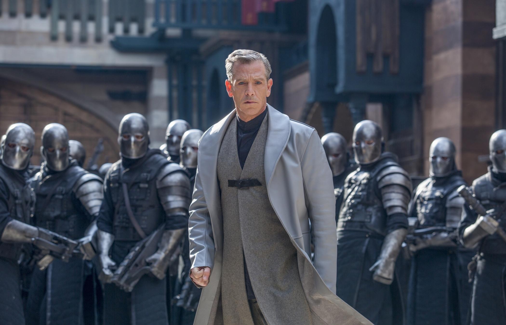 'Robin Hood', llega el teaser tráiler de esta nueva aventura con Taron Egerton • En tu pantalla