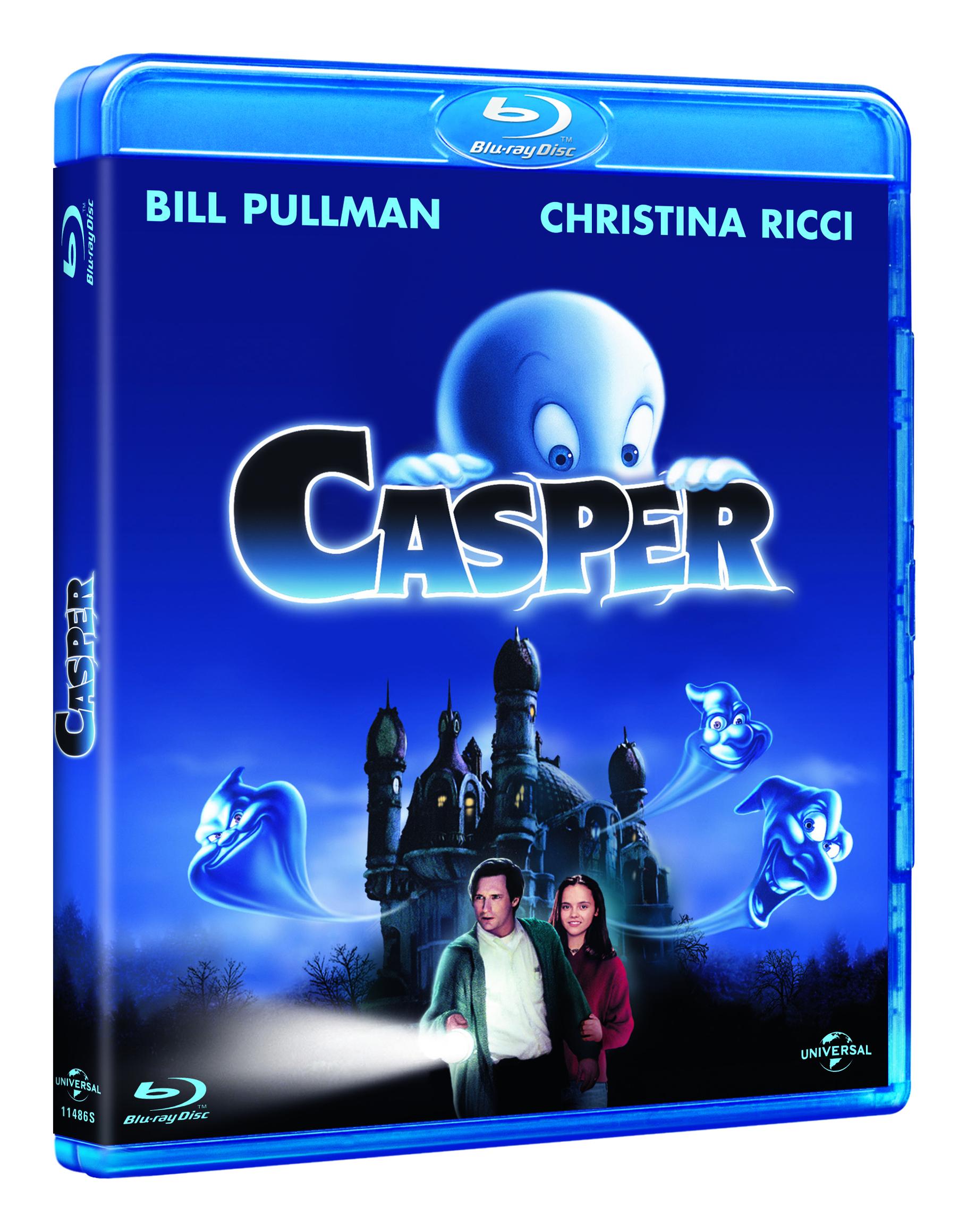 Lanzamientos 4K, Blu-ray y Dvd: 'Mamma Mia!', 'Casper', 'El hilo invisible',... • En tu pantalla