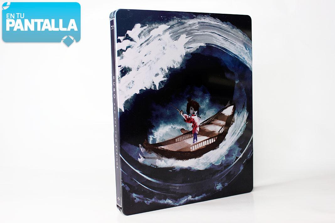 'Kubo y las dos cuerdas mágicas' llega con un espectacular Steelbook • En tu pantalla