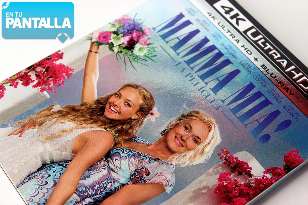 'Mamma Mia!': Un vistazo al interior de la edición 4K Ultra HD