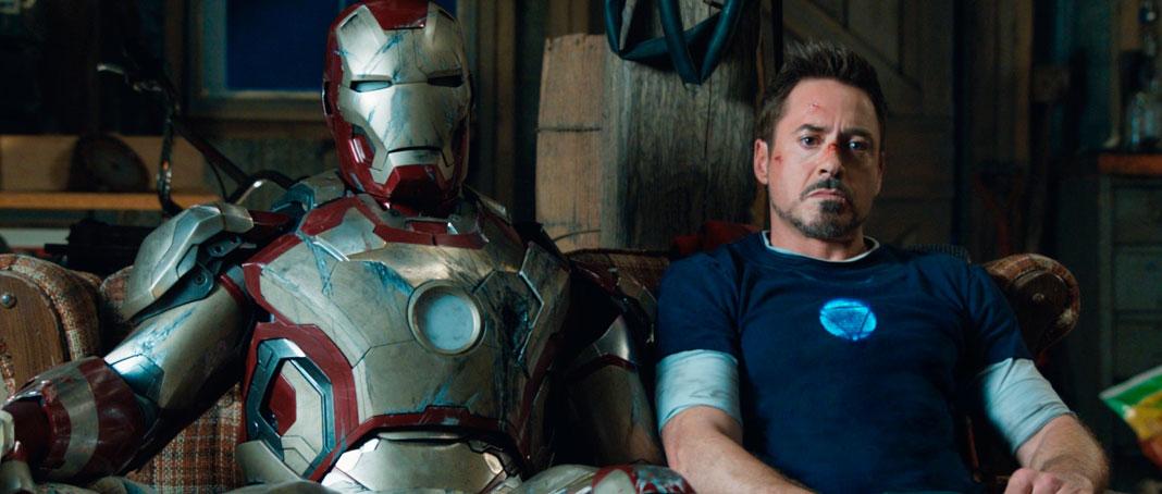 'Iron man 3': La sensación de haber sido robado • En tu pantalla