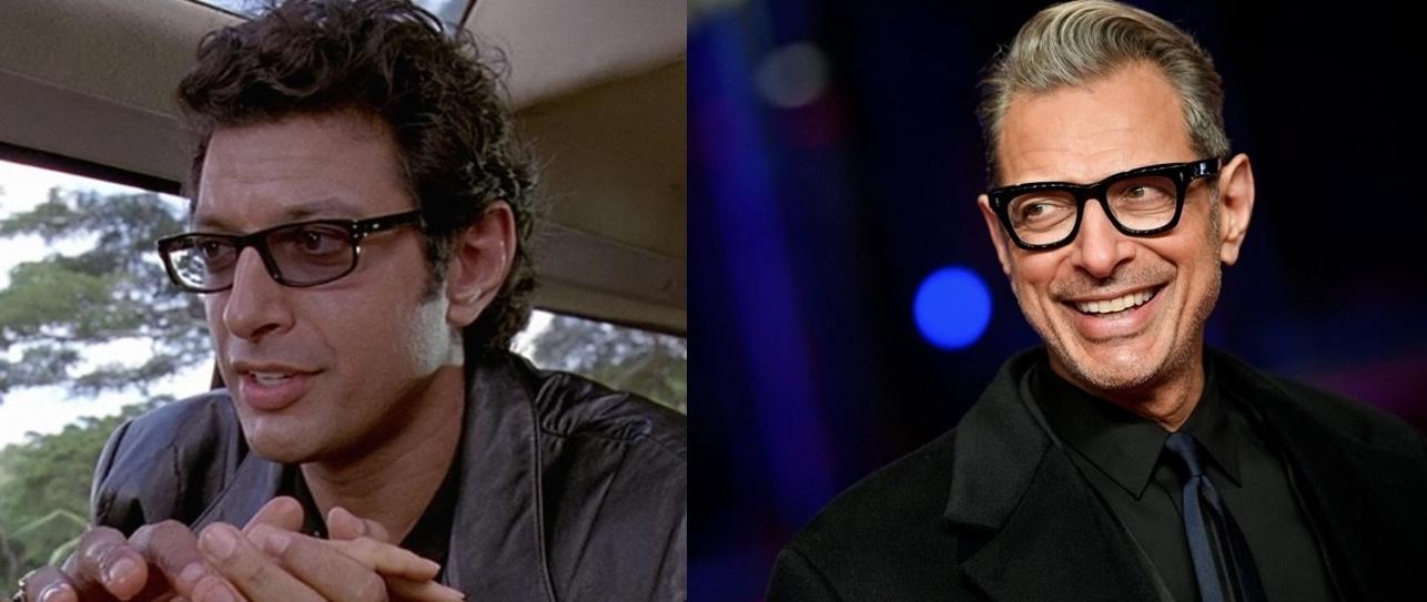 Así han cambiado física y profesionalmente los protagonistas de Jurassic Park. • En tu pantalla