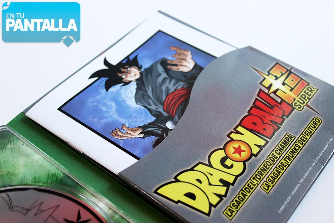 Dragon Ball Super: Box 4, analizamos la edición Blu-ray. • En tu pantalla