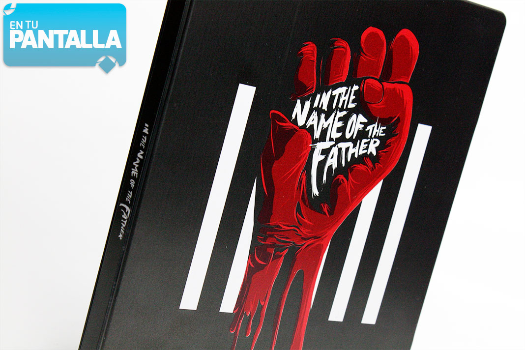 'En el nombre del padre': Un vistazo al interior del Steelbook de Universal • En tu pantalla