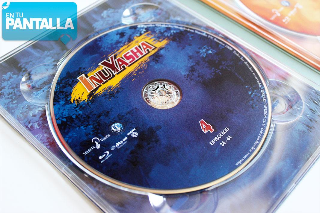 'Inuyasha: Temporada 2' Blu-ray | Selecta Visión