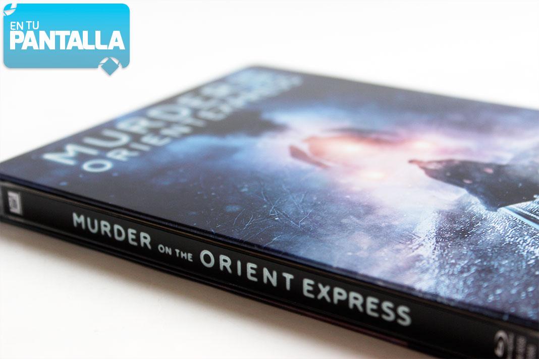 'Asesinato en el Orient Express': Un precioso Steelbook de Fox • En tu pantalla