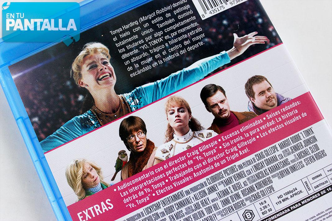 'Yo, Tonya' Blu-ray