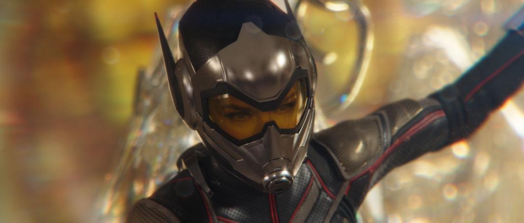 'Ant-man y la Avispa', una secuela correcta pero en mal momento • En tu pantalla