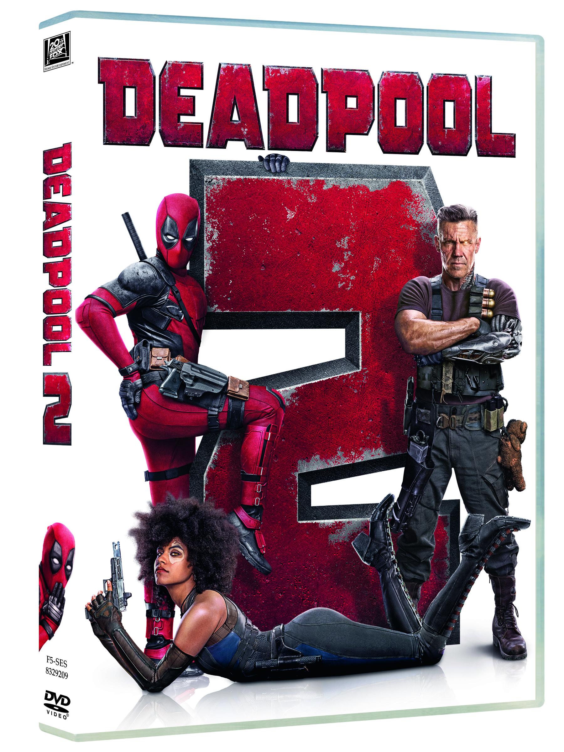 'Deadpool 2' en 4K, Blu-ray, Steelbook y Dvd con la versión SUPER $@%!#& • En tu pantalla