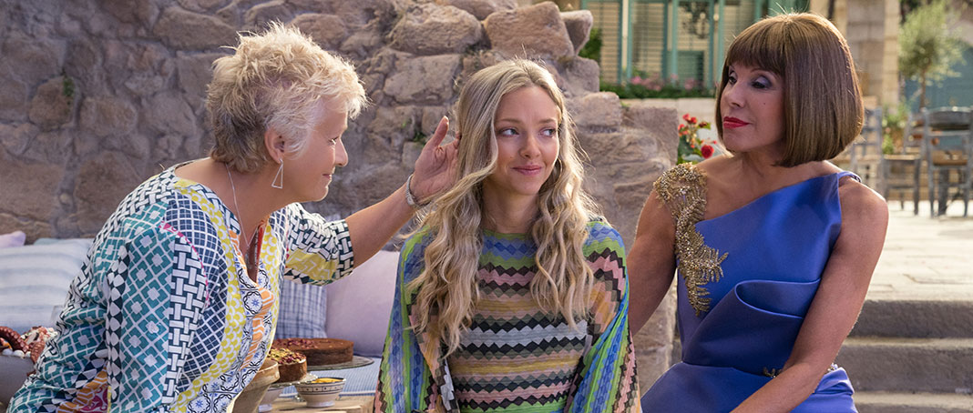 'Mamma Mia! Una y otra vez': Una secuela con un tono completamente diferente • En tu pantalla