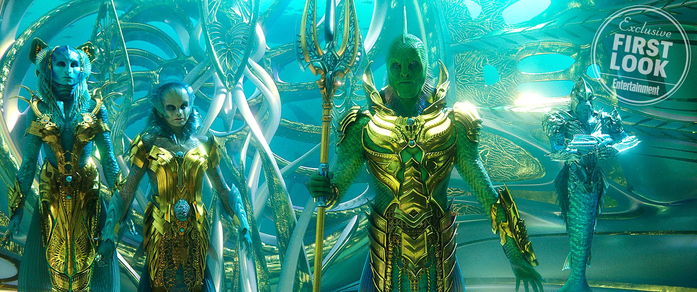 Aquaman, el Rey Pescador