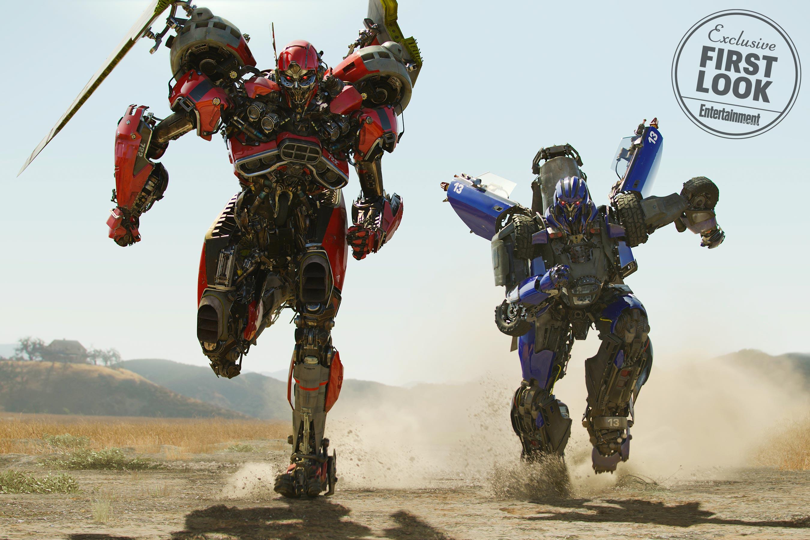 'Bumblebee': Primera imagen de dos nuevos Decepticons de esta entrega • En tu pantalla
