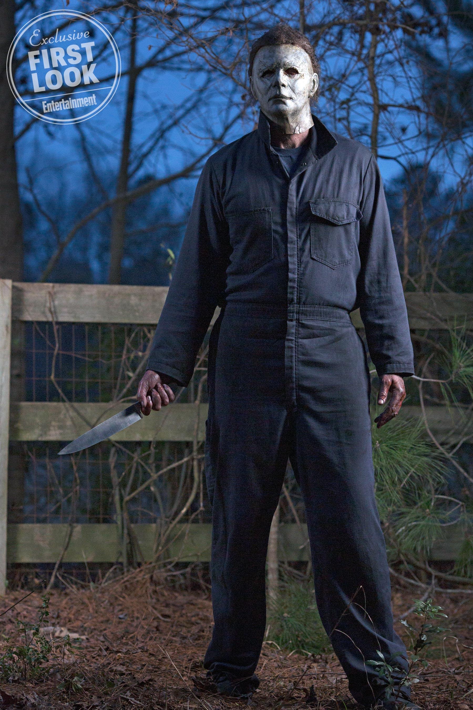 'Halloween': Nueva imagen de Michael Myers. ¡Corred Insensatos! • En tu pantalla