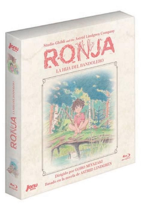 'Ronja: La hija del bandolero' llega en Blu-ray y Dvd el 10 de octubre