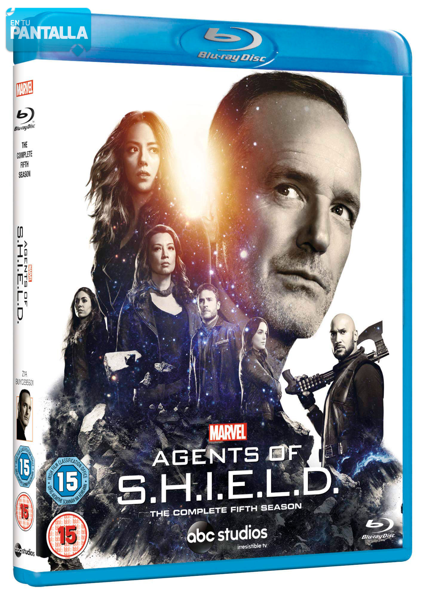 Agents of SHIELD Season 5 Blu-ray