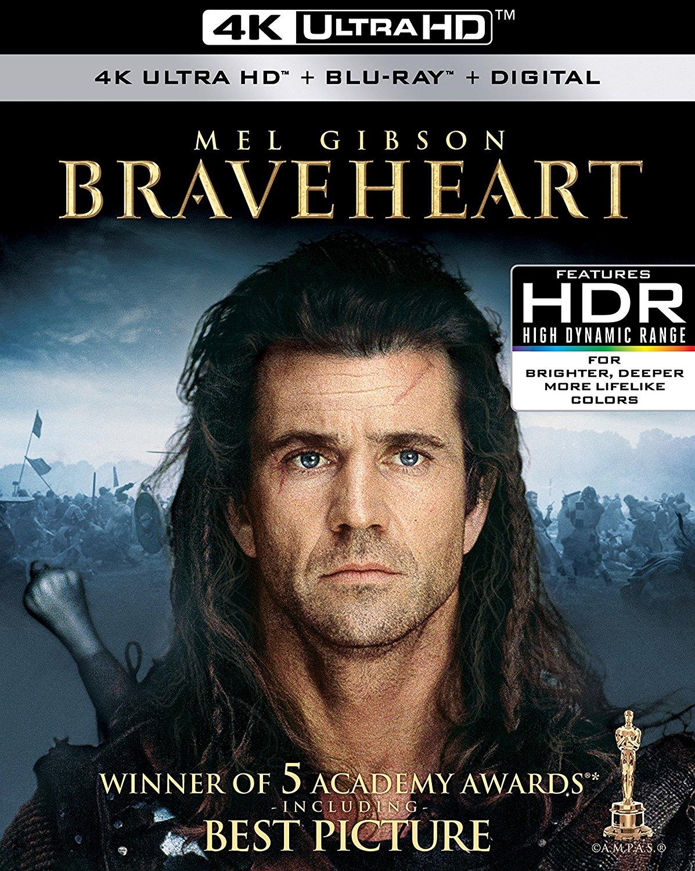 Braveheart 4K Ultra HD