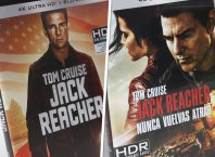 Jack Reacher 4K Ultra HD