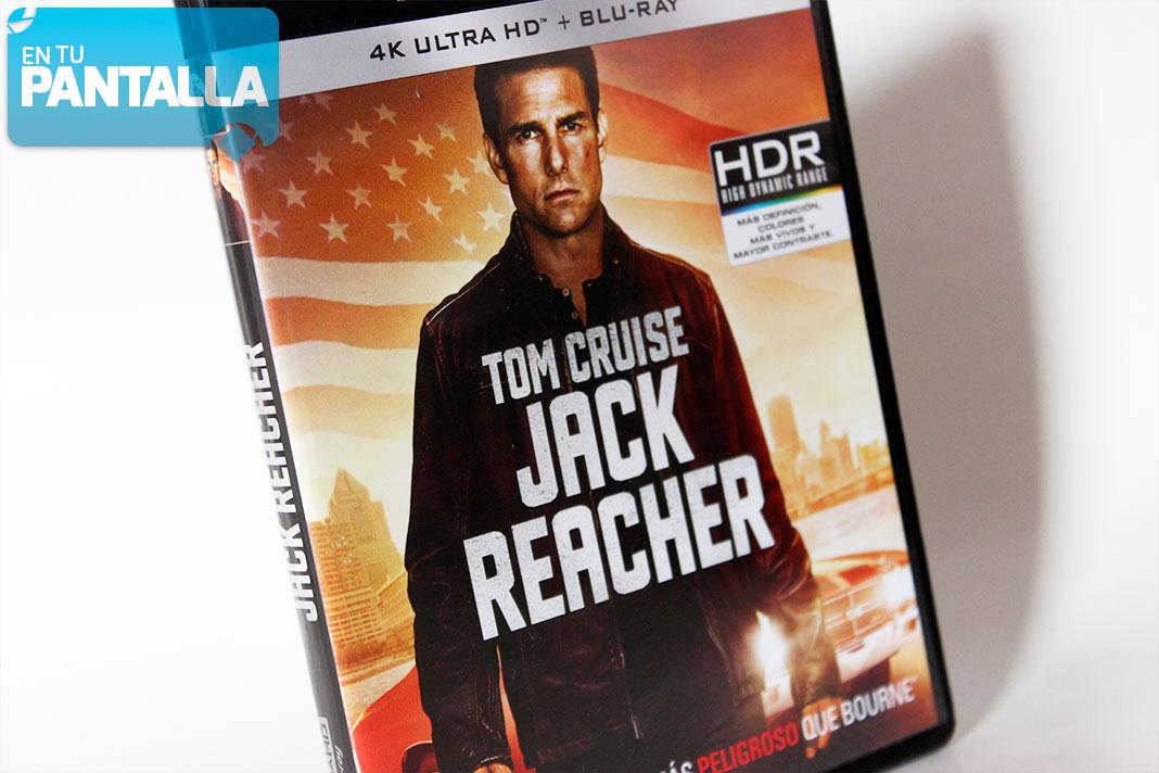 Jack Reacher 4K Ultra HD